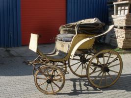 Foto 4 Historische Kutsche