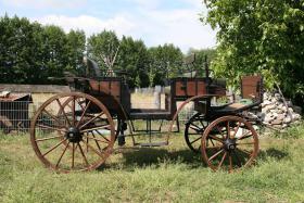 Historische Kutsche zu verkaufen!