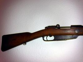 Foto 2 Historische Sammlerwaffe (nicht schussfähig)