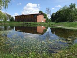 Historischer Pferdestall im K�stenvorland, 25 km von der Ostsee