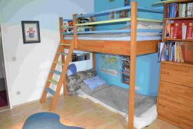 Hochbett/Etagenbett vom Schreiner gefertigt