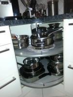 Foto 9 Hochglanz Küche in U-Form , der Marke Nobilia zu verkaufen