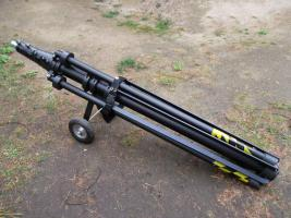Foto 4 Hochstativ-System bis 12 m + Digitalkamera und Ausstattung