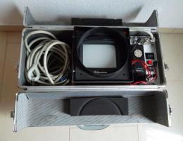 Foto 5 Hochstativ-System bis 12 m + Digitalkamera und Ausstattung