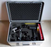 Foto 6 Hochstativ-System bis 12 m + Digitalkamera und Ausstattung