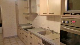 Foto 2 Hochwärtige Einbauküche Ahorn, fast neuwertig , kompl. mit Geräten Preis: 1.600 EUR VB