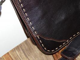 Foto 2 Hochwertige Aktentasche aus Rindleder