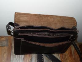 Foto 3 Hochwertige Aktentasche aus Rindleder