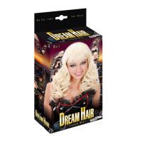 Foto 2 Hochwertige Blonde Perücke von Widmann - Katy - ca 50-60cm lang -