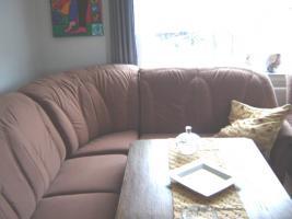 Foto 2 Hochwertige Couchgarnitur