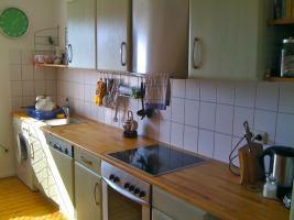 Foto 2 Hochwertige Einbauküche in sehr gutem Zustand mit Bosch-Geräten