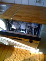 Foto 4 Hochwertige Einbauküche in sehr gutem Zustand mit Bosch-Geräten