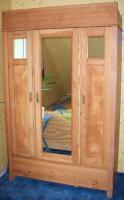 Foto 3 Hochwertige Massivholz-Möbel (Schlafzimmer) zu verkaufen