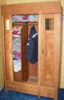 Foto 4 Hochwertige Massivholz-Möbel (Schlafzimmer) zu verkaufen