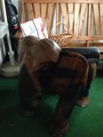 Foto 2 Hochwertige Sitzgruppe aus afrikanischen Edelholz