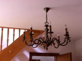 Foto 4 Hochwertige Wohnzimmergarnitur Eiche rustikal