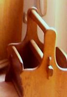 Foto 8 Hochwertige Wohnzimmergarnitur Eiche rustikal