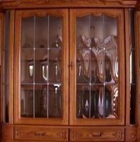 Foto 10 Hochwertige Wohnzimmergarnitur Eiche rustikal