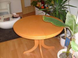Hochwertiger Esszimmertisch mit 6 Stühlen