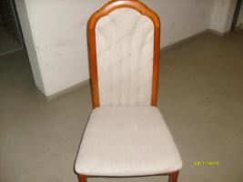 Foto 3 Hochwertiger Esszimmertisch mit 6 Stühlen