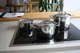 Foto 2 Hochwertiger Kochtopf von iittala All Steel