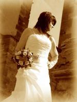 Hochwertiges Brautkleid  von Kleemeier
