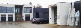 Foto 2 Hochwertiges Bürogebäude mit Verkaufsfläche und Lagerhallen als Kapitalanlage oder selbst nutzen