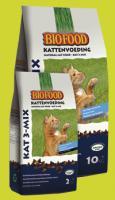 Hochwertiges Katzenfutter 10 kg