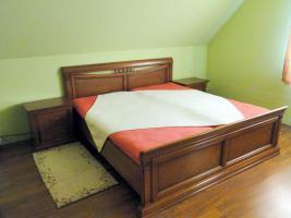 Hochwertiges Schlafzimmer, Kirschbaum, Echtholz / furniert