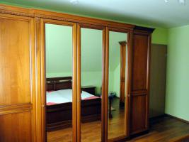Foto 2 Hochwertiges Schlafzimmer, Kirschbaum, Echtholz / furniert