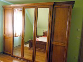 Foto 3 Hochwertiges Schlafzimmer, Kirschbaum, Echtholz / furniert