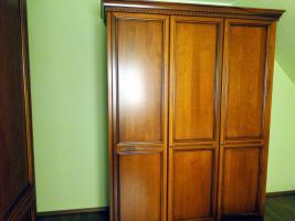 Foto 4 Hochwertiges Schlafzimmer, Kirschbaum, Echtholz / furniert