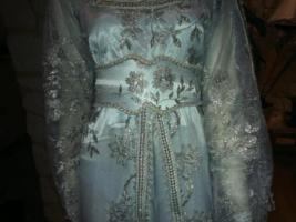 Foto 5 Hochzeit Brautkleid Takschita Kaftan Jelaba Marokko Jabador
