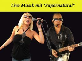 Hochzeit Live Musik-Duo Supernatural