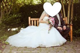 Foto 3 Hochzeitkleid