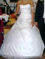 Hochzeits kleid
