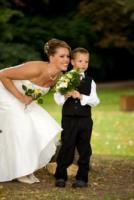 Foto 2 Hochzeitsfrisuren, Hochsteckfrisur, Make Up