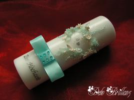 Hochzeitskerze ''Anastasia'' 220x68