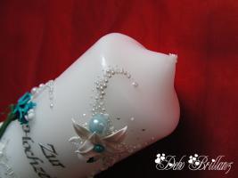 Foto 4 Hochzeitskerze ''Calla Lily'' 185x60