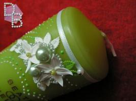 Foto 4 Hochzeitskerze ''Smaragd'' 185x60