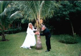 Foto 3 Hochzeitskleid Gr. 40