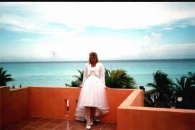 Foto 4 Hochzeitskleid Gr. 40