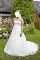 Foto 3 Hochzeitskleid Gr. 40/42