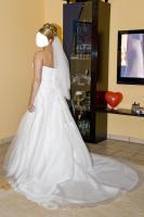 Foto 5 Hochzeitskleid Gr. 40/42