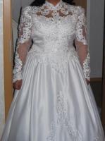 Hochzeitskleid Grösse 44