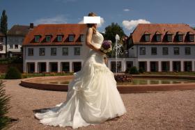 Foto 2 Hochzeitskleid Größe 8 (36)