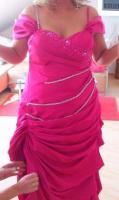 Hochzeitskleid Pink ; Brautkleid Pink