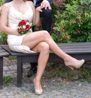 Foto 6 Hochzeitskleid standesamt