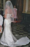 Foto 2 Hochzeitskleid wunderschön elegant&schlicht