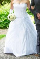 Hochzeitskleid - Grösse 42/44 - Einzelstück